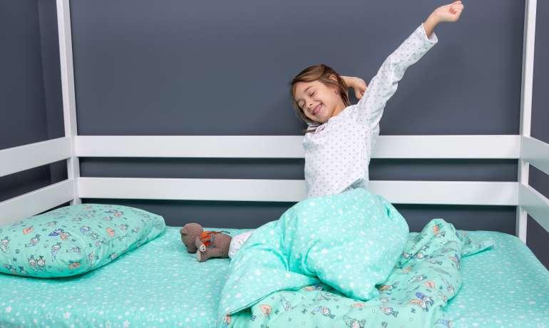Режим сна для детей от 3 до 6 лет.