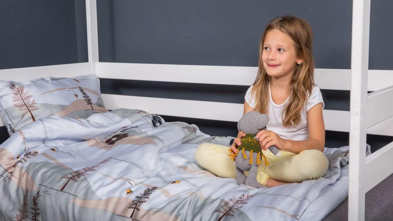 Как выбрать постельное белье для ребенка?